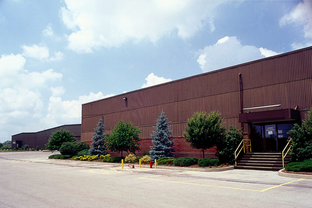 Plant 2 in Union City, Indiana